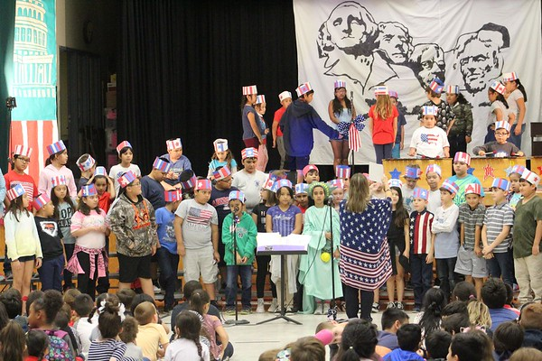 2018 Rio Vista Patriotic Performance