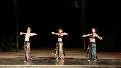 IMAJAGHAN Danse - Umrah 2012