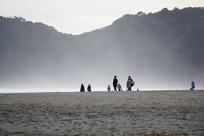 16-07 Piha beach