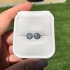 4.08ctw Old European Cut Diamond Pair, GIA I VS2, I SI1 54