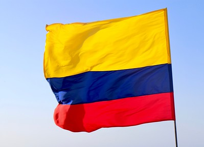 Colombia,South America of the Americas.