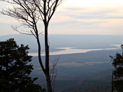 Mt. Magazine & Blue Mountain Lake Area