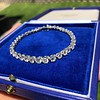 9.50ctw Round Brilliant Diamond Tennis Bracelet 31