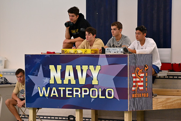 USNA Water Polo - 2020 Fall Highlights