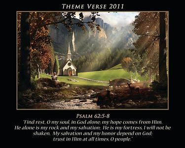 Theme Verse 2011