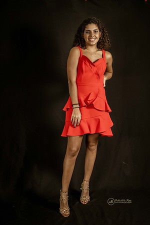 39. Paula Vestido Rojo