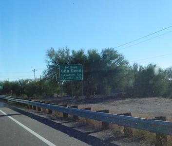Yuma Road Trip 2016