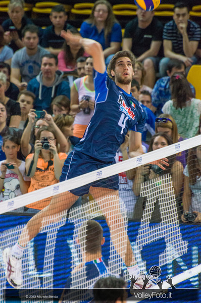 Luca Vettori [ITA] - Italia-Iran, World League 2013 - Modena