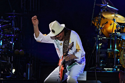Santana: Poland 2013