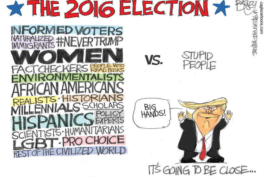 . Pat Bagley / Salt Lake Tribune
