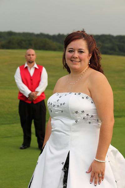 Stephanie & Eric Wedding