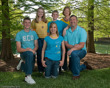 Cook Family
