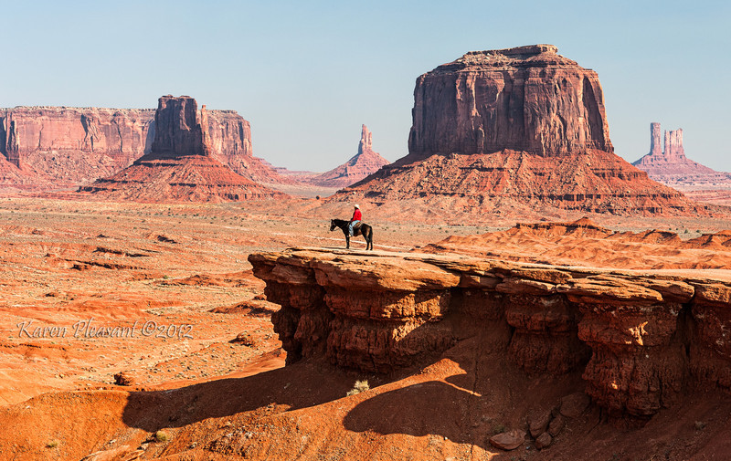 Monument Valley & area