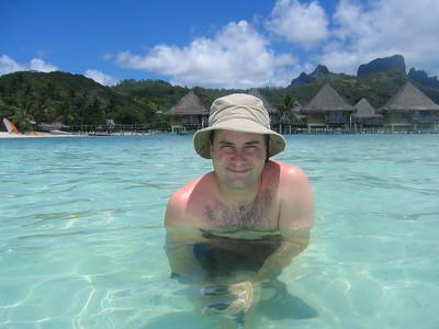 Honeymoon in Bora Bora, Tahiti
