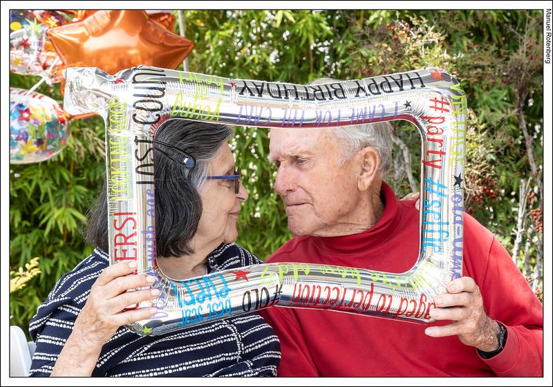 Ruth Newmark's 90th Birthday
