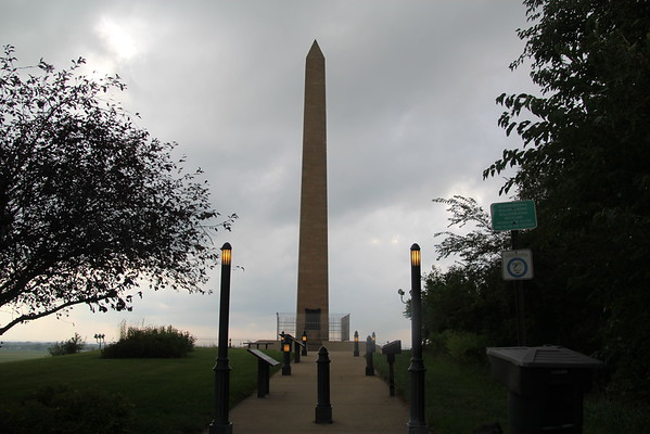 Sgt. Floyd Monument