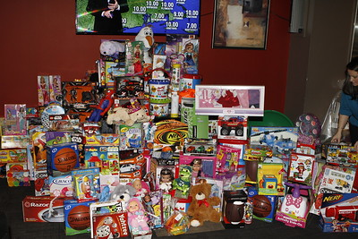 2015 Braintree Toy Drive