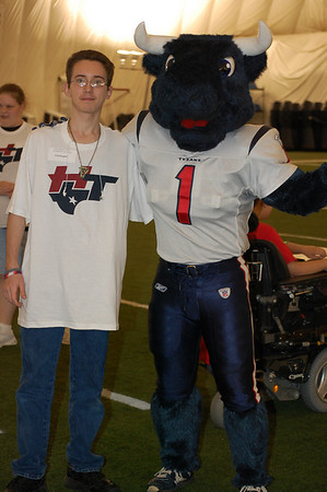 Houston Texans Ability Camp 2010