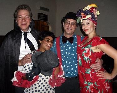 Tuesday Night Jump at the Verdi Club: Halloween 2006