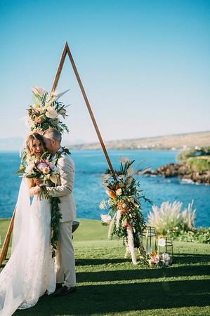 Taylor + Jordan // Mauna Kea Wedding