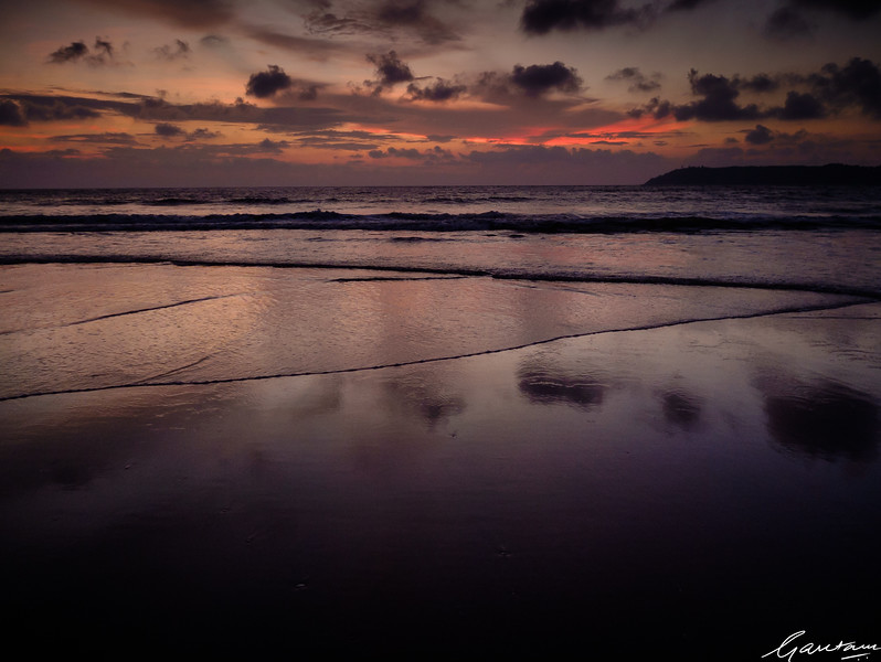 Ridiculous sunsets, Miramar, Panjim.