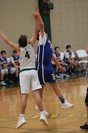 Boys Jr hi basketball