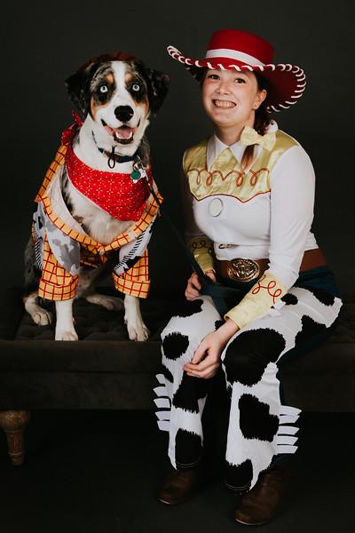 Woody + Jessie