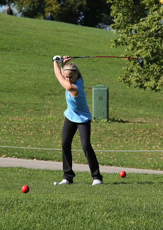 Whiteland Middle School Golf