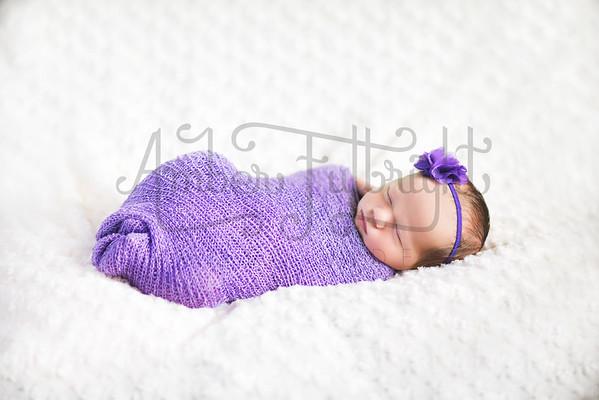 Presley Baker Newborn