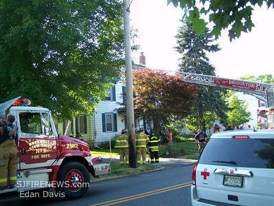 05-24-2007, Dwelling, Upper Deerfield Twp. Cumberland County, Rt. 77