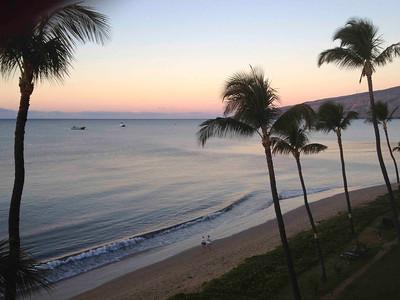 Maui 2012 Sunrises