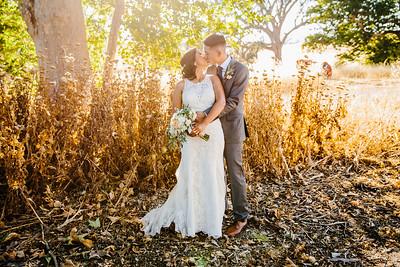 Benjamin and Sarah Wedding