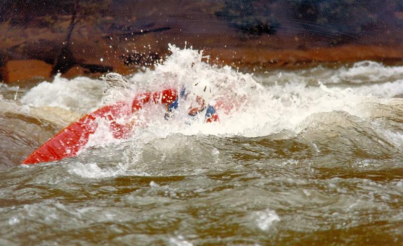 1982 US Nationals Ocoee River  _ Pete Bell