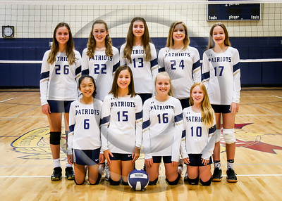 2019 Providence Volleyball
