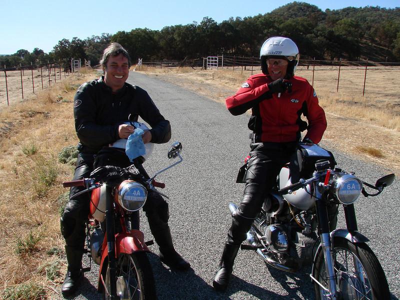 John and Beale near Paso Robles, CA.