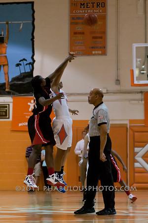 Colonial @ Boone Girls Varsity Basketball - 2011