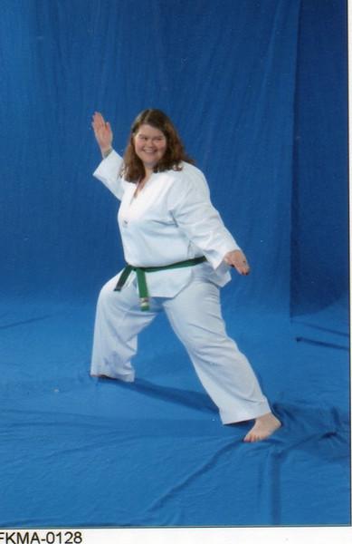 Taekwondo pro shots
