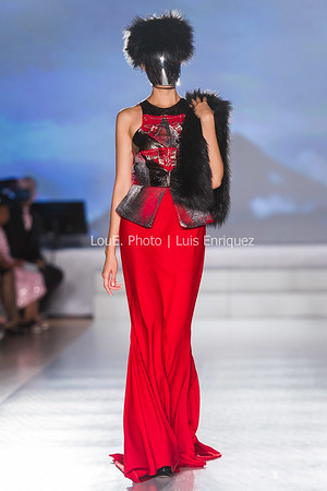 Joana Almagro | Canada Philippine Fashion Week | The Royal York