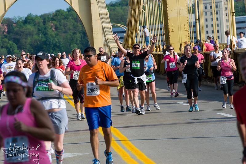 2012 Pittsburgh Marathon Part 2