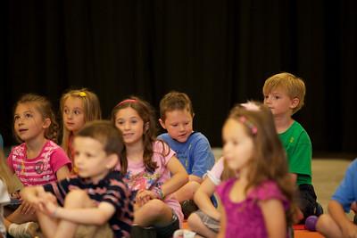 2010-06-04 Kindergarten Sings