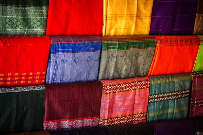 Colour Of Ikat