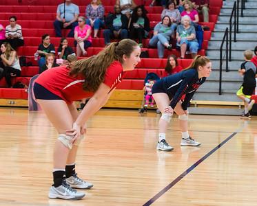 Lake Varsity Volleyball vs Falls
