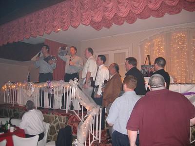 Dart League Dinner (June 2005)