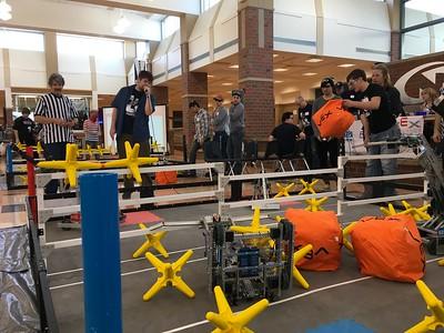 Robotics in LPS