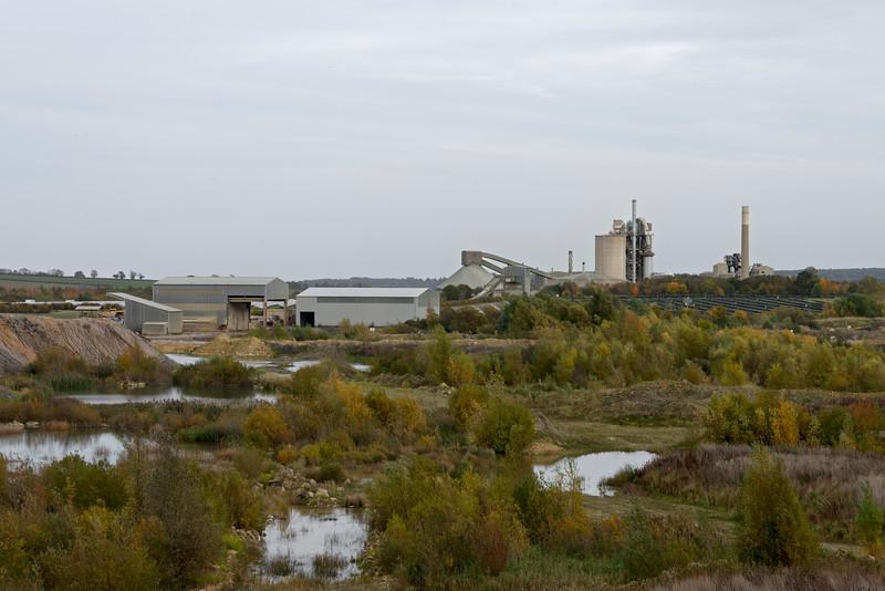 Hanson Cement - Ketton