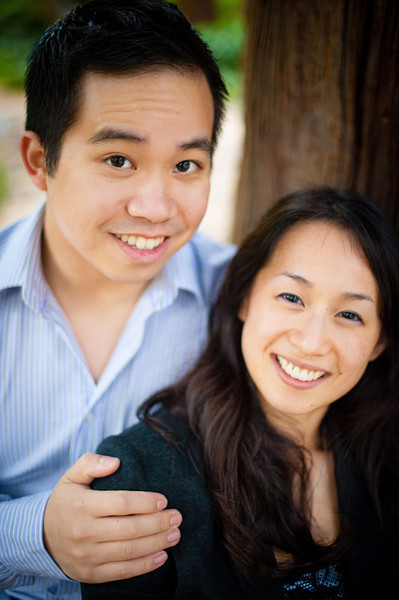 Dou-Anne and Dave Engagement Highlights UBC