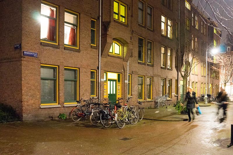 Amsterdam, indische buurt, benkoelenstraat, 5 januari 2016, foto: Katrien Mulder