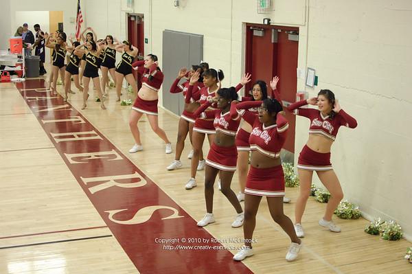 Cosumnes River College: Cheer -- 01/15/10