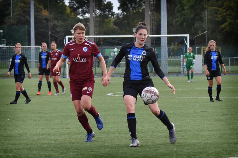 Club Brugge Vrouwen - KRC Genk Ladies