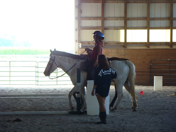 Tuesday Equestrians